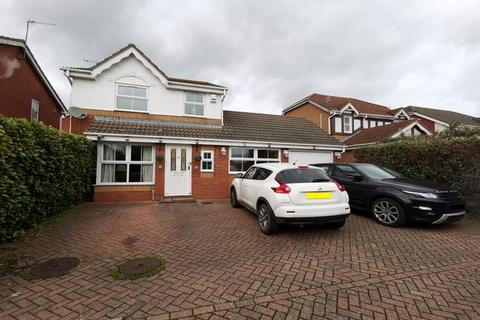 4 bedroom detached house for sale - Copymoor Close, Wootton, Northampton, NN4