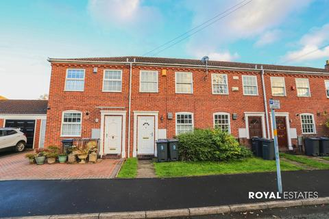 2 bedroom terraced house to rent -  Wyndham Road, Edgbaston, Birmingham, B16