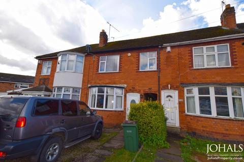 3 bedroom terraced house to rent - Harborough Road, Oadby, LE2