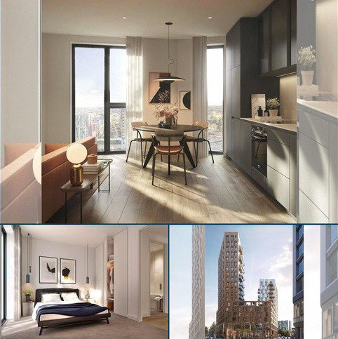 1 bedroom flat for sale - Ashley Road, Tottenham Hale, N17