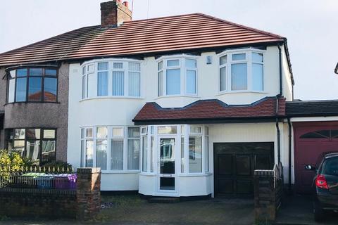 4 bedroom semi-detached house for sale - Valescourt Road, Liverpool, Merseyside, L12