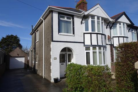 4 bedroom semi-detached house for sale - NICHOLLS AVENUE, PORTHCAWL