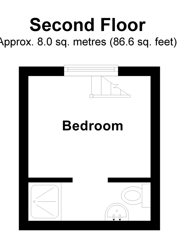Floorplan 2 of 2: Second Floor