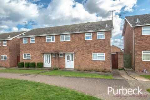 3 bedroom semi-detached house to rent - Gainsborough Road, Stowmarket IP14