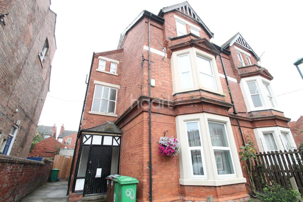 4 Bedrooms Semi Detached House for sale in Burford Road, Forest Fields, Nottingham
