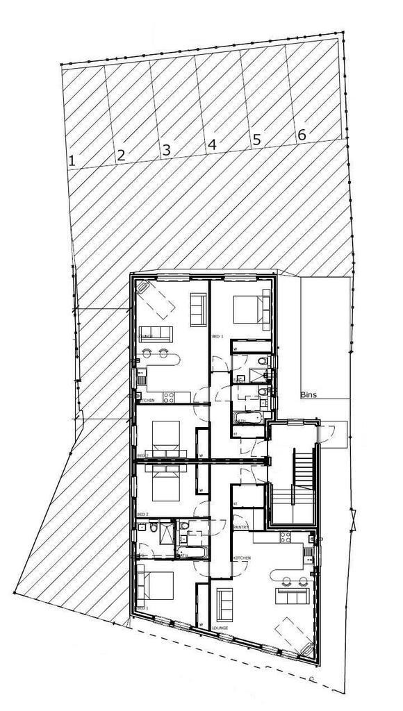 Site Plan & Residential Parking