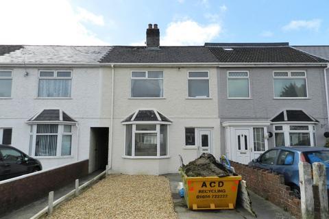 3 bedroom terraced house for sale - Jubilee Crescent Bridgend CF31 3AY