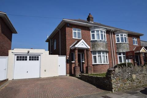 3 bedroom semi-detached house to rent - Effingham Cresent, Hartley, Plymouth.