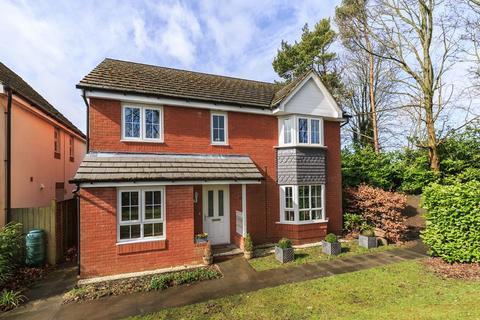 4 bedroom detached house for sale - White Horse Way, Devizes