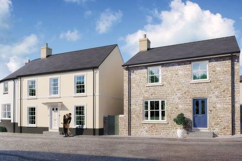 3 bedroom semi-detached house for sale - Plot 72, Bellacouch Meadow, Chagford