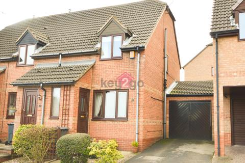 2 bedroom end of terrace house for sale - Badger Place, Woodhouse, Sheffield, S13