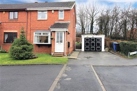 3 bedroom semi-detached house for sale - Wooldale Croft, Owlthorpe, Sheffield, S20 6TA