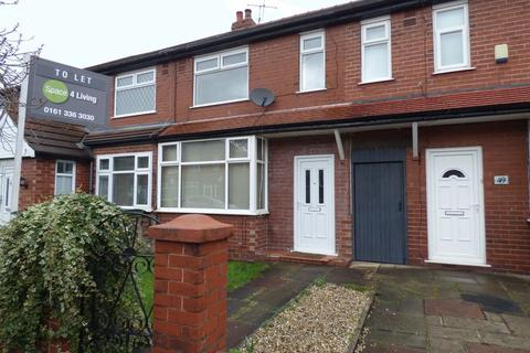 2 bedroom terraced house to rent - Colwyn Crescent, Stockport