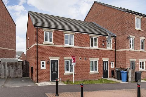 3 bedroom townhouse for sale - Locke Drive, Sheffield