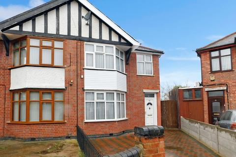 3 bedroom semi-detached house for sale - Crown Hills Rise, Leicester