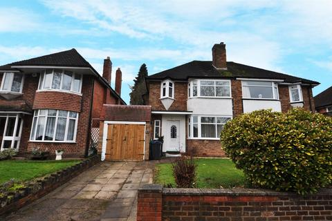 3 bedroom semi-detached house to rent - Colebourne Road, Billesley, Birmingham