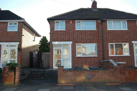 3 bedroom semi-detached house to rent - Bristol Avenue , Stadium Estate , Leicester