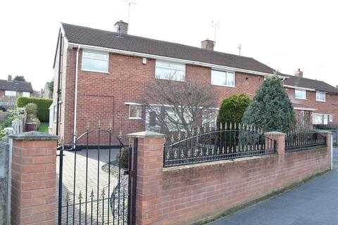 3 bedroom semi-detached house for sale - Valley Road, Shirebrook