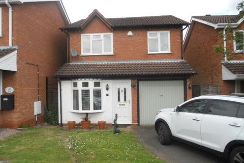 3 bedroom detached house to rent - Curlew Close, Lichfield