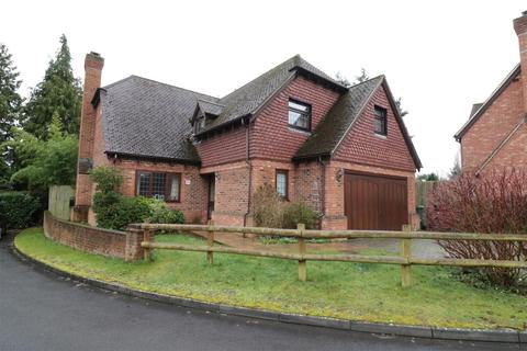 4 bedroom detached house for sale - Denefield Gardens, Tilehurst, Reading