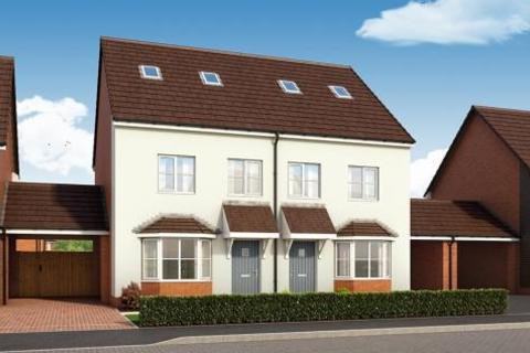 4 bedroom semi-detached house for sale - The Scholars, Poplar Avenue, Peterborough, PE1