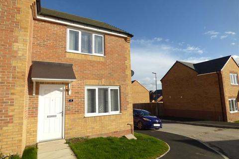 2 bedroom semi-detached house for sale - 4, Henson Close, Chilton