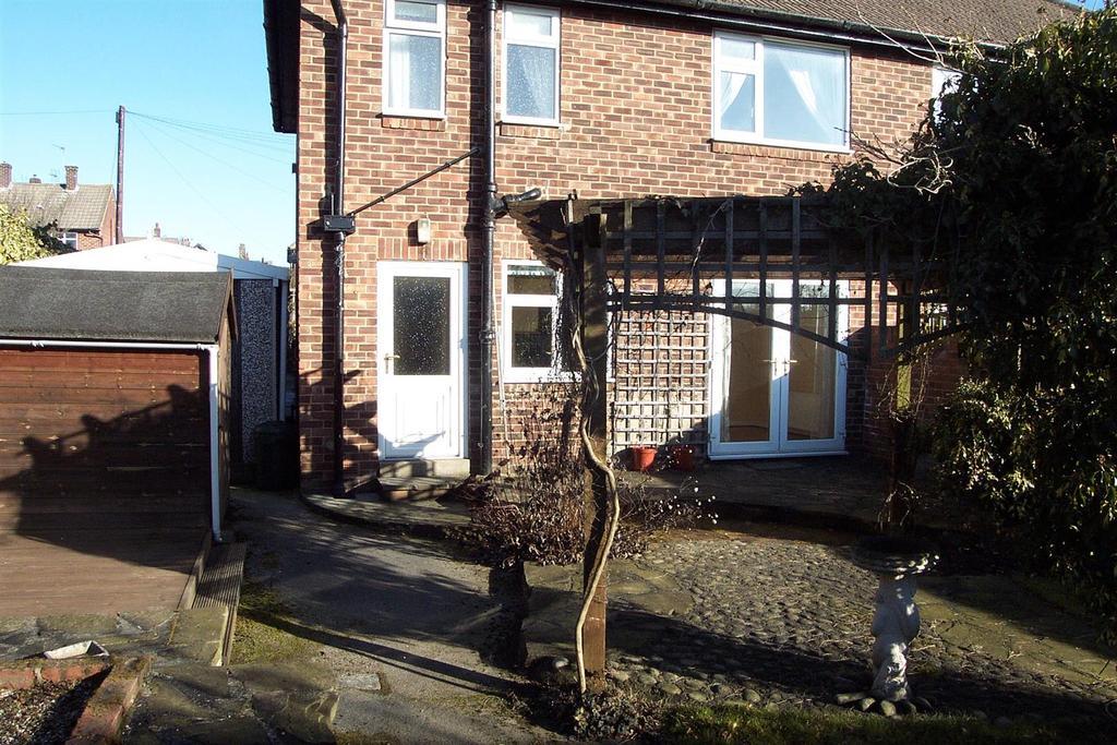 Lancaster Park Road Harrogate 3 Bed Semi Detached House