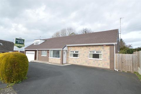 4 bedroom detached bungalow for sale - 2 Hexham Way, Shrewsbury, SY2 6QX