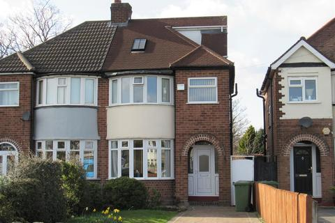 3 bedroom semi-detached house for sale - Hobs Moat Road, Solihull