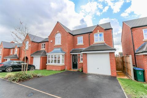 4 bedroom detached house for sale - Joseph Levy Walk, Coventry