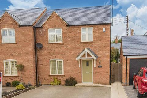 3 bedroom semi-detached house for sale - Church Street, Ringstead