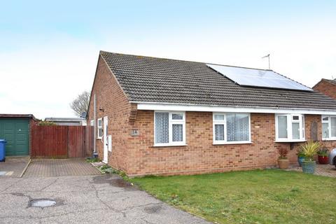 2 bedroom semi-detached bungalow for sale - Garden Close, Shotley, IP9 1LZ