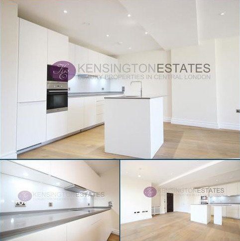 1 bedroom apartment to rent - Kensington High Street, London W8