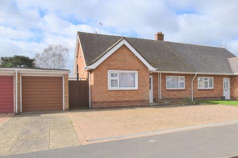 2 bedroom semi-detached bungalow for sale - Dorchester Road, Ipswich, IP3 8RQ