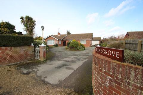 3 bedroom detached bungalow for sale - Finneys Drift, Nacton, Ipswich, IP10