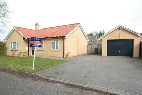 3 bedroom detached bungalow for sale - Mill Close, Woolpit