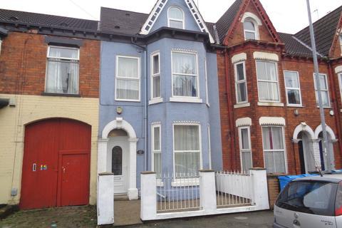 6 bedroom terraced house for sale - 17 De Grey Street