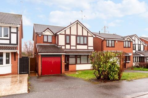 4 bedroom detached house to rent - Hepworth Road, Binley, Coventry