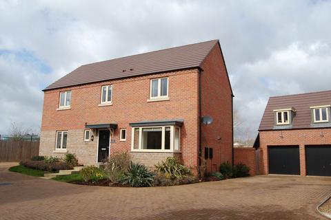 4 bedroom detached house for sale - Scott Close, Marina Park, Northampton NN5 4DZ