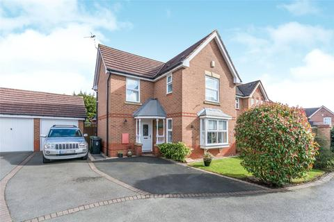 3 bedroom detached house for sale - Bradmore Close, Solihull, West Midlands, B91