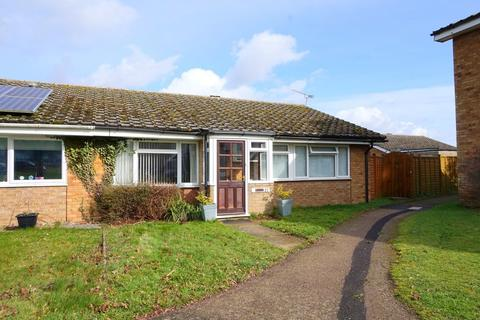 3 bedroom semi-detached bungalow for sale - Broom Knoll, East Bergholt