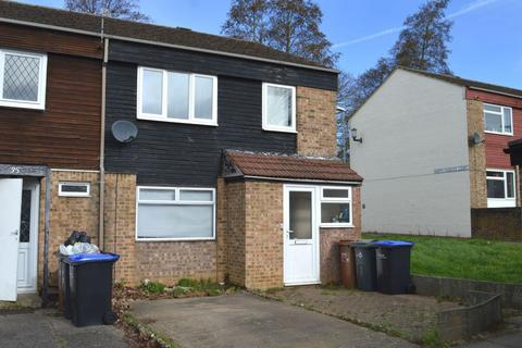 3 bedroom end of terrace house for sale - West Paddock Court, Lings, Northampton NN3 8LQ