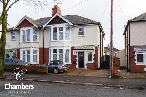4 bedroom semi-detached house for sale - Kelston Road, Whitchurch, Cardiff