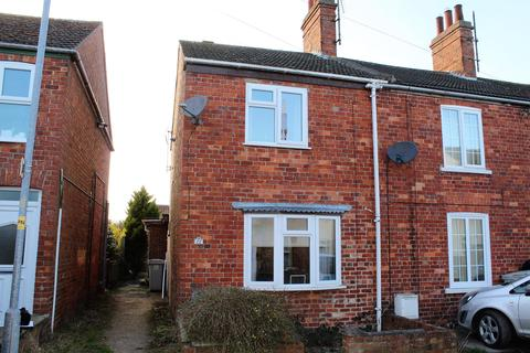 2 bedroom end of terrace house for sale - Masonic Lane, Spilsby, PE23 5LR