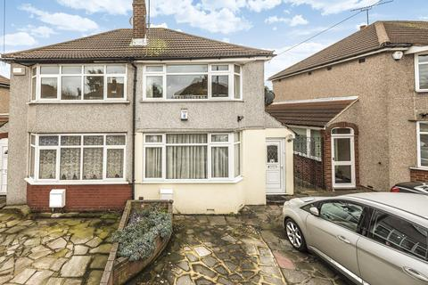 2 bedroom semi-detached house for sale - Birch Grove, Welling, Kent  DA16