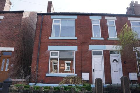 3 bedroom end of terrace house to rent - Delf Street, Heeley, Sheffield, S2 3GX