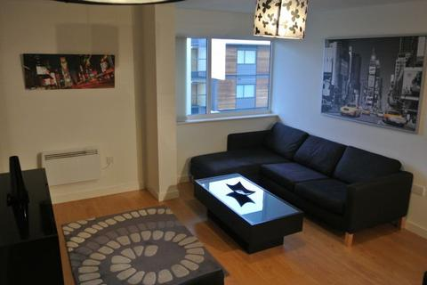 2 bedroom apartment to rent - Hudson Court, Broadway, Salford Quays