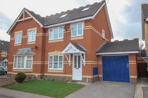 4 bedroom semi-detached house for sale - Rosemary Close, Bradley Stoke, Bristol, BS32