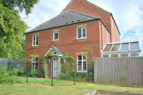 3 bedroom end of terrace house for sale - Bowling Green Lane, St Crispins, Northampton NN5 4BN