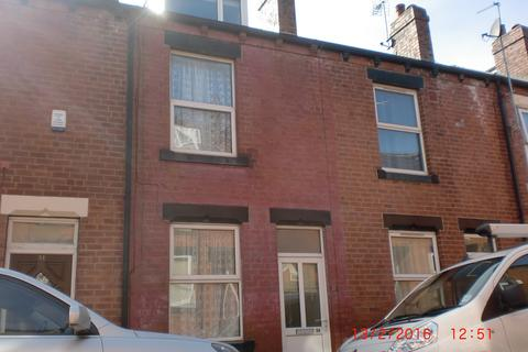 3 bedroom terraced house to rent - Burley Lodge Terrace, Hyde Park, Leeds LS6